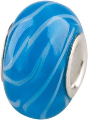 Murano Bead, Murano Glaskugel für Bettelarmband türkis, GPS 13 von Charlot Borgen Design