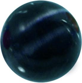 MelanO Cateye Farbstein, Stein, Kugel für Ringe, Anhänger und Ohrringe von Cateye