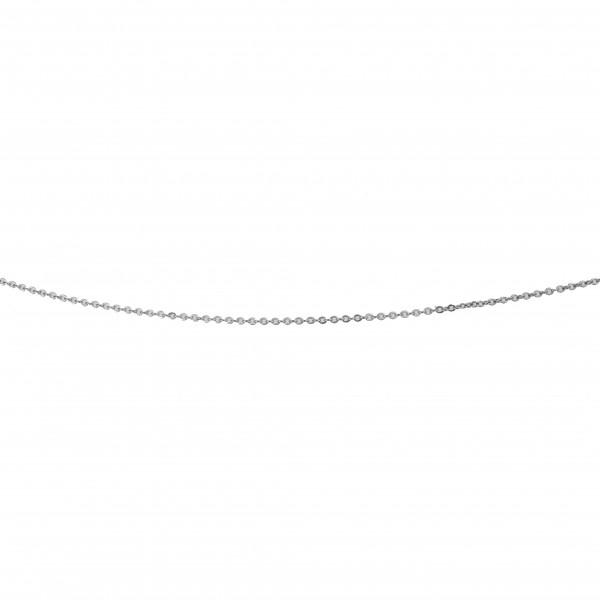 Ernstes Design AK5 Spiegelankerkette für Anhänger Edelstahl Ø ca 1 mm