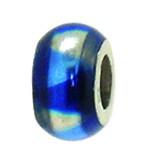 Piccolo Anhänger, Charm, Bead, Kugel APF 007 2 Emaillekugel mit Silberkern von Picccolo Schmuck