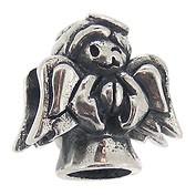 Jolie Engel Anhänger, Silberkugel, Element, Figur, Charm, Bead ABK-032 von Jolie Collection Schmuck