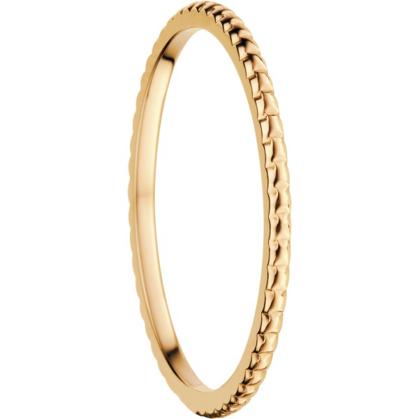 Bering 562-20-X0 Ring Innenring Ultra-Schmal Edelstahl goldfarben beschichtet