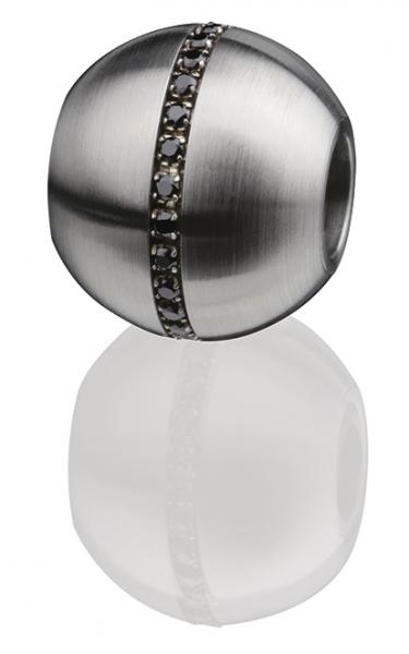 Ernstes Design Wechselhülse / Anhänger EDvita AN233.BL für Armbänder und Ketten