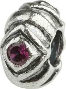 Silberkugel mit Zirkonia, Charlot Borgen Design