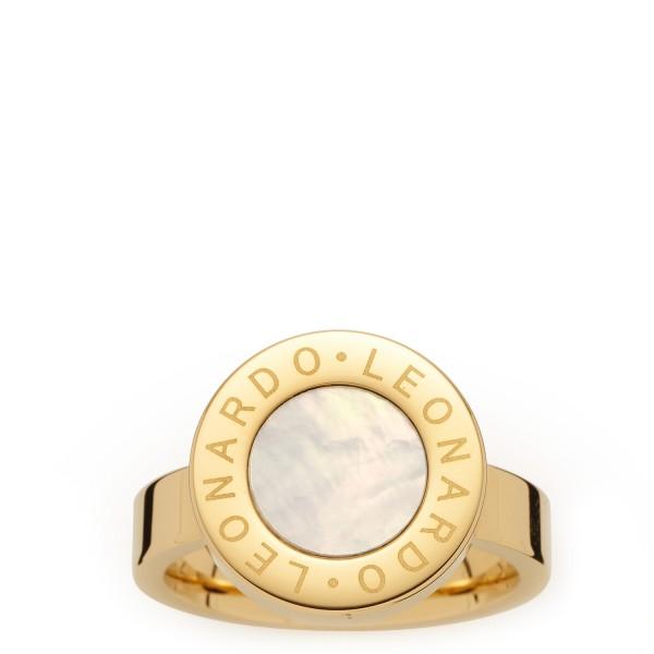 Jewels by Leonardo Ring Mauritia Edelstahl / Perlmutt 01818-x