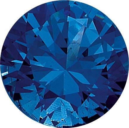 Melano Zirkonia Stein blau für Cameleon Ring