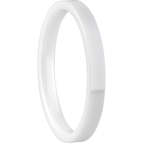 Bering 554-50-X1 Kombinationsring Innenring Schmal Keramik Weiß