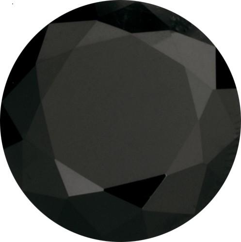 Melano Zirkonia Stein black für Cameleon Ring