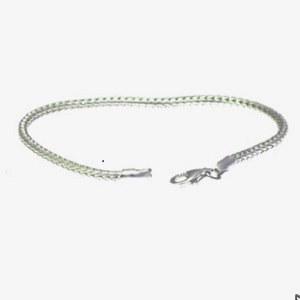 Armband Silber oxidiert mit CD Verschluss Charlot Borgen Design