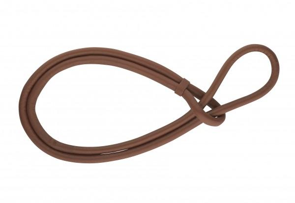 Rebeligion Armband Medium Double Länge XS in braun