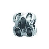 Piccolo Schmuck Silber Anhänger, Charm, Bead, APG 001 Miniaturfiguren von Piccolo das Original