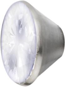 Melano Edelstahl Fassung Aufsatz moonstone für Ring von MelanO Schmuck zum Wechseln MO1SR 4066