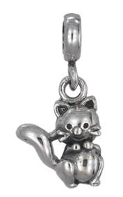 Piccolo Silber Anhänger, Kätzchen, Charms, Bead Silber APH 041 von Piccolo das Original