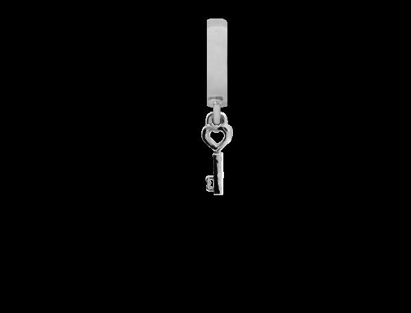Endless Schmuck Schlüssel Element 31104 in Silber fürs Armband von Endless Jewelry
