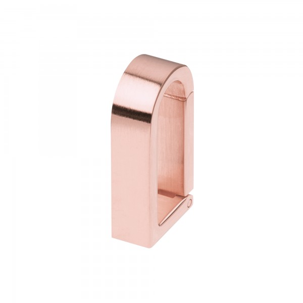 Ernstes Design Anhängerverschluss Edelstahl rosé Klein ANV07