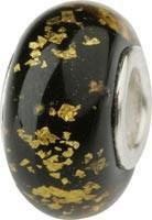 Murano Bead, Murano Glaskugel für Bettelarmband GPS 25 von Charlot Borgen Design