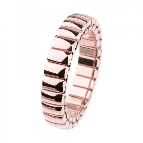 Ernstes Design EDvita Vorsteckring / Beisteckring / Flexring Edelstahl rosé poliert R314