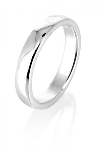 heartbreaker designed by Drachenfels style & go-Steckring / Vorsteckring Silber poliert LD MR 16