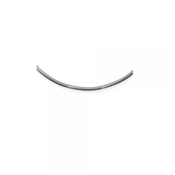 Ernstes Design SC 1.8 Schlangenkette für Anhänger Edelstahl Ø ca 1,8 mm