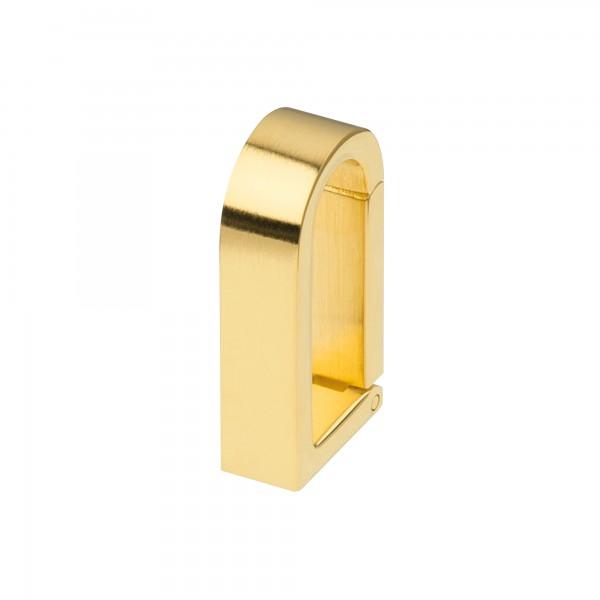 Ernstes Design Anhängerverschluss Edelstahl goldfarben ANV04