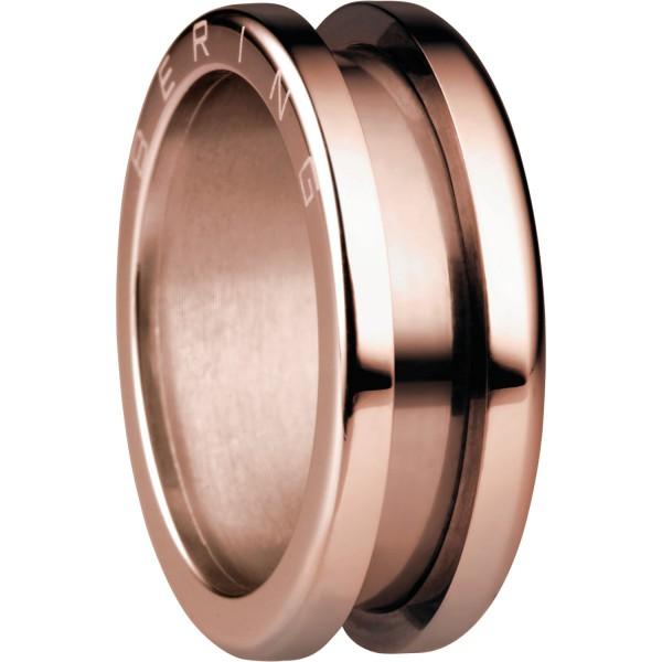 Bering 520-30-X3 Kombinationsring Basisring / Außenring Schmal Edelstahl rosé