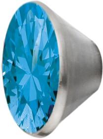 Melano Edelstahl Fassung Aufsatz spinel für Ring von MelanO Schmuck zum Wechseln MO1SR 4066