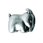 Piccolo Sternzeichen Beads, Steinbock, Charms, Bead Silber APR 017 von Piccolo das Original