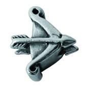 Piccolo Sternzeichen Beads, Schütze, Charms, Bead Silber APR 028 von Piccolo das Original