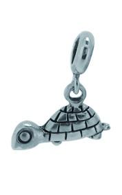 Piccolo Silber Anhänger, Schildkröte, Charms, Bead Silber APH 026 von Piccolo das Original