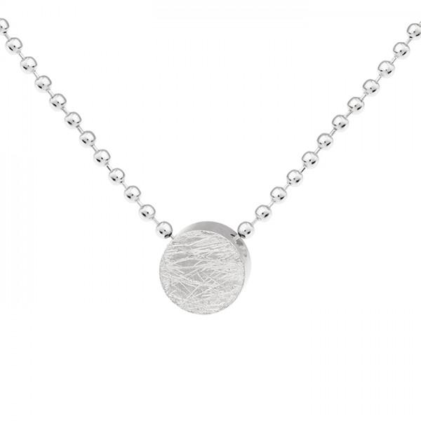 Ernstes Design Evia Set K703 Halskette mit Anhänger Edelstahl