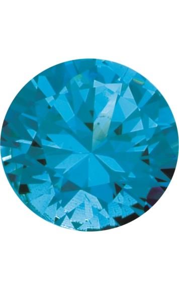 Spezieller Melano Zirkonia Stein spinel für Cameleon Ring zum Wechseln
