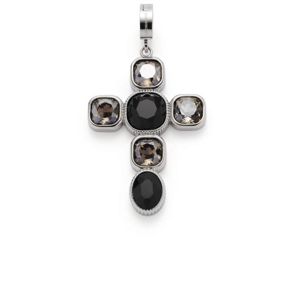 Leonardo Clip & Mix Anhänger, Venetta, Edelstahl / Glas, 018760