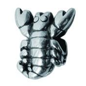Piccolo Sternzeichen Beads, Skorpion, Charms, Bead Silber APR 027 von Piccolo das Original